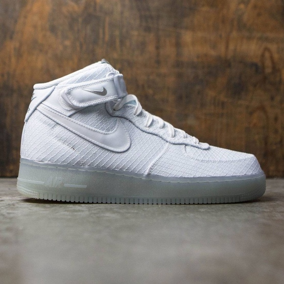 grossiste de971 0dd92 Men's Nike Air Force 1 '07 Mid LV8 White (Size 13) NWT